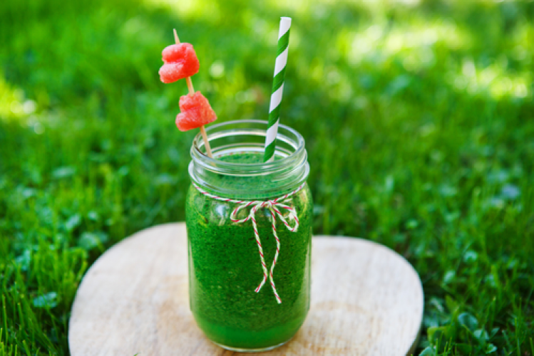 5 reasons to try a raw food diet