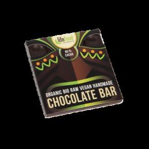 Raw Organic 80 % Cacao Chocolate 35g