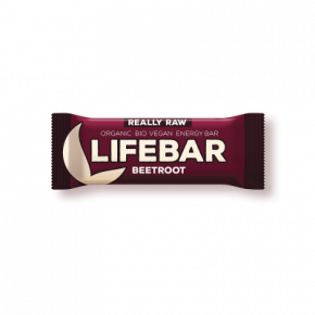 Raw Organic Lifebar Beetroot