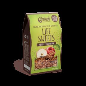 Raw Organic Apple Cinnamon Life Sweets