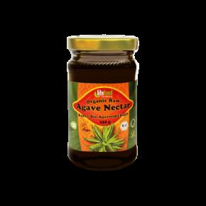 Raw Organic Agave Syrup
