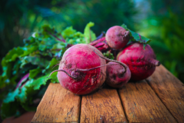 Superfood beetroot