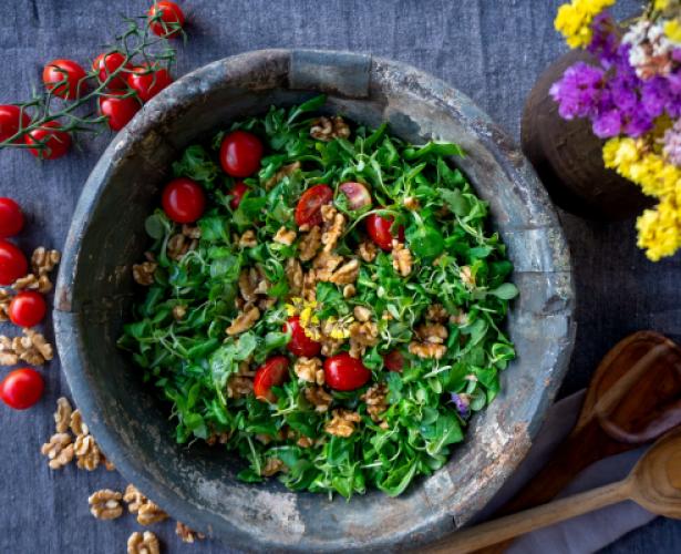 4 bewezen voordelen van een plantaardig dieet