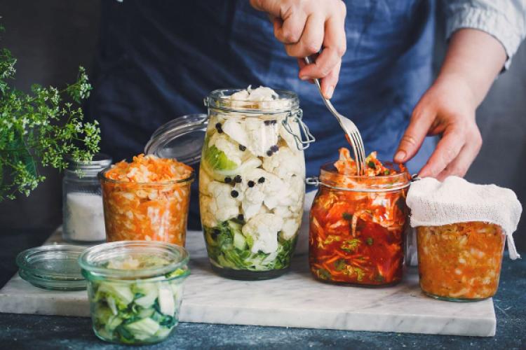 Het leeft: fermenteren zo als vroeger