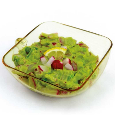Avocado-spread met radijs