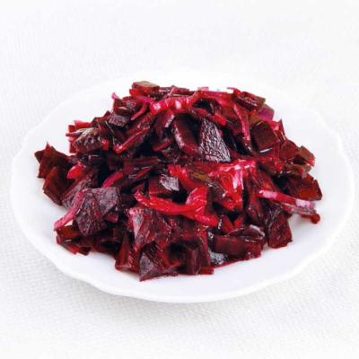 Gemarineerde rode bietensalade