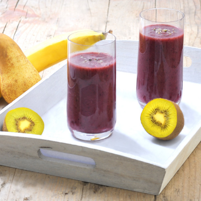 Simpele Zomerse Smoothie
