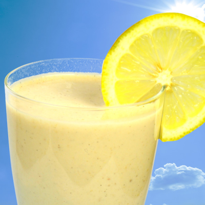 Superfood dessert-crème citroen