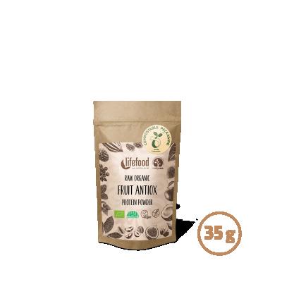 Superfood Proteïnepoeder Fruit Antiox RAW & BIO 35 g