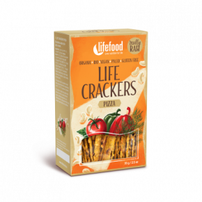 Life Crackers Pizza RAW & BIO
