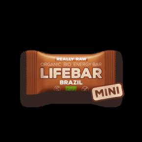 MINI Lifebar Energiereep Brazil RAW & BIO