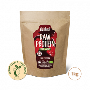 Superfood Proteïnepoeder Fruit Antiox RAW & BIO 1kg