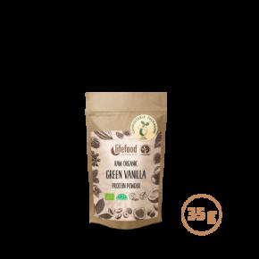Superfood Proteïnepoeder Green Vanilla RAW & BIO 35 g