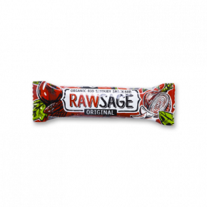 Rawsage Hartige Snackreep RAW & BIO