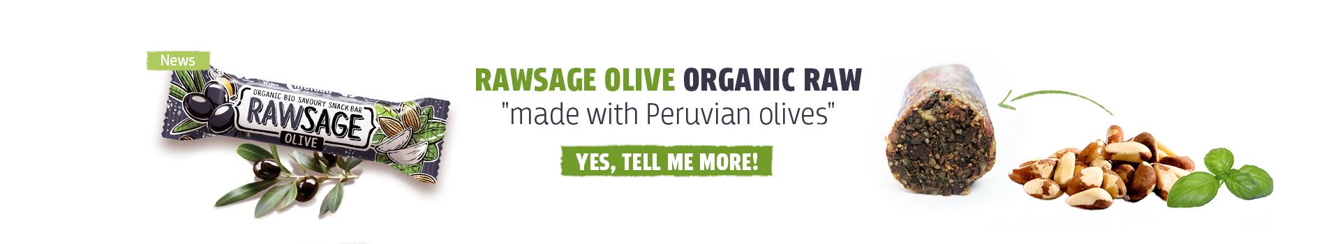 New Rawsage Olive